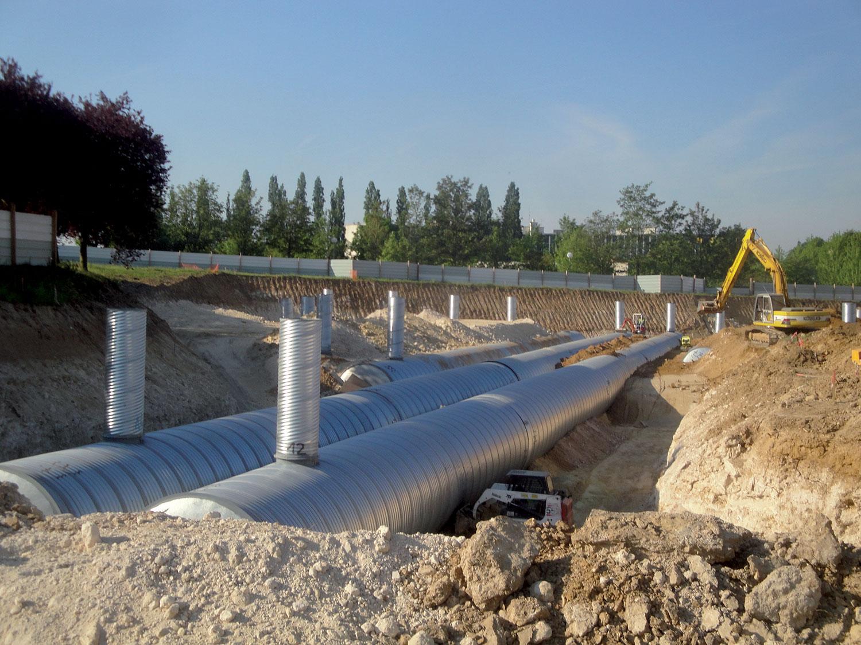Optimisation des chantiers