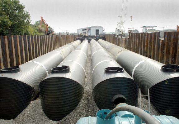 Weholite® HDPE tubes