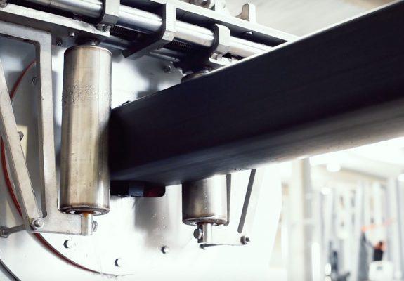 Fabrication de tuyaux polyéthylène haute densité