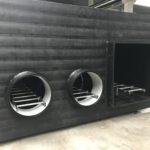 Chambre de contrôle en PE - Port autonome de Paris - Gennevilliers - TUBAO Plast