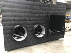 TUBAO Plast chambre de controle en PE
